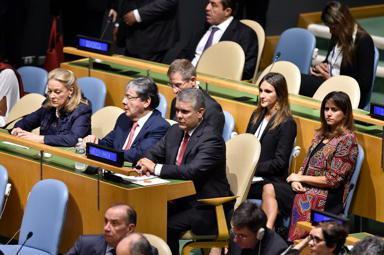 Duque el nuevo líder Latinoamericano