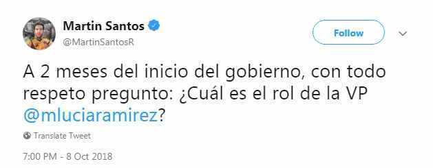 El hijo del ex-presidente Juan Manuel Santos y sus comentarios fuera de lugar