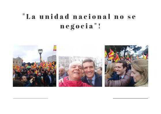 Por una España Unida. ¡Elecciones ya!.