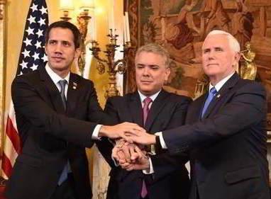Estados Unidos anuncia nuevas sanciones al régimen de Maduro e insta al Grupo de Lima a ampliar el bloqueo financiero y migratorio