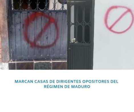 Imágenes sensibles: los 'colectivos' de Maduro están aterrorizando la población venezolana