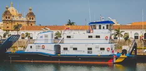 Presidente Duque clausurará este viernes, en Cartagena, la feria de industria naval 'Colombiamar 2019'