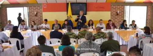 Ministro de Defensa confirma visita del Presidente Duque al Cauca para reunirse con comunidades indígenas