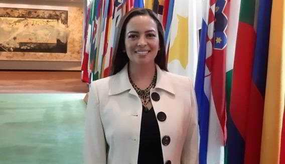 La colombiana Viviana Manrique Zuluaga, elegida para ser miembro de la Junta Internacional de Fiscalización de Estupefacientes