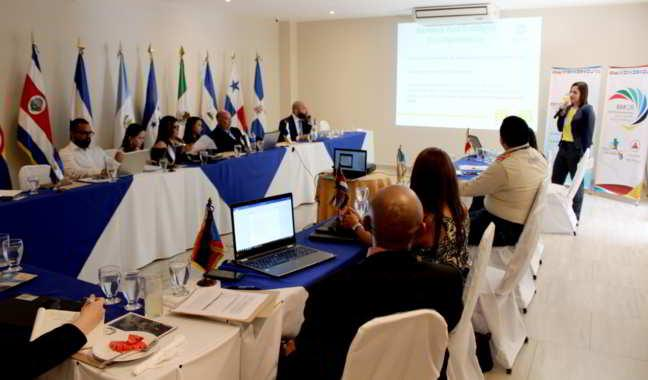 Proyecto Mesoamérica:  celebra Taller Regional de Comunicaciones