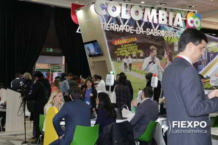 Colombia llega a Fiexpo