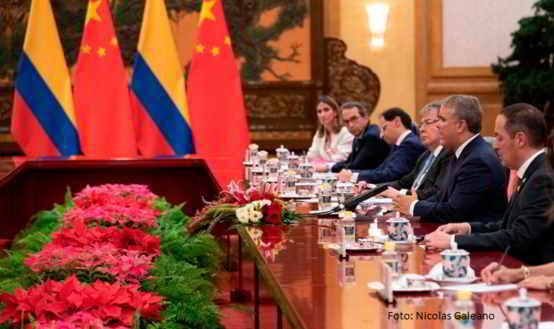 Triunfo del Presidente Iván Duque Márquez, logró que el gobierno chino financiara el megaproyecto de Cuarta Generación Autopista Mar 2