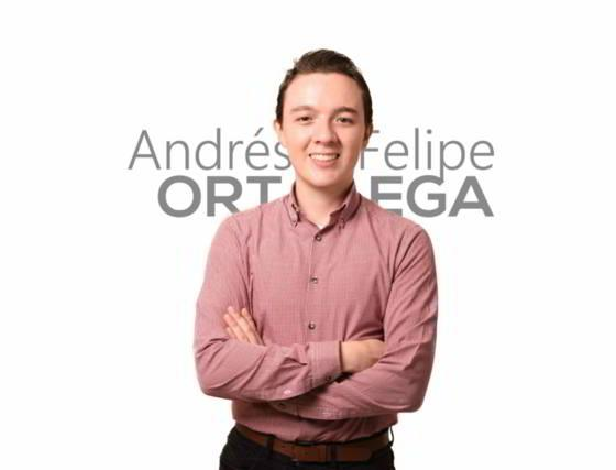 Andrés Felipe Ortega: un emprendedor con alma social!!