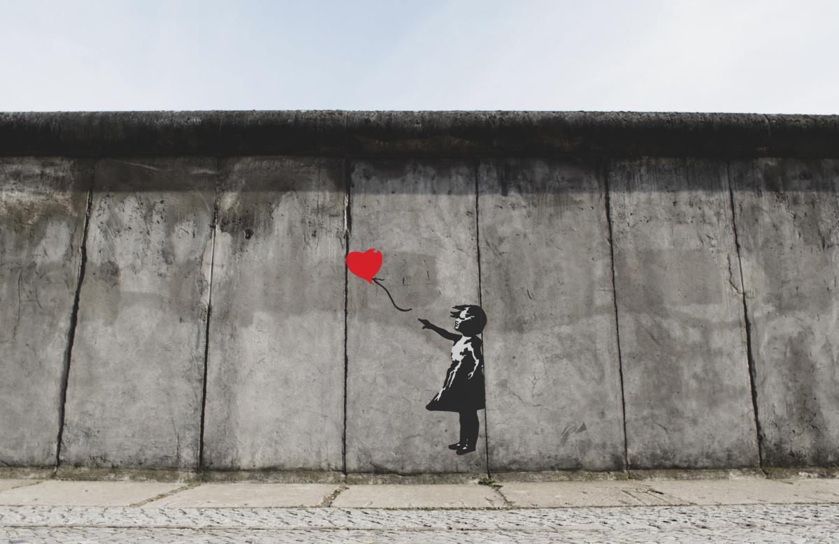 Conmemoración de los 30 años de la caída del Muro de Berlín