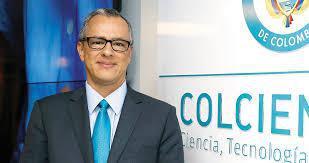 Diego Hernández Losada, primer Viceministro de Conocimiento, Innovación y Productividad de Colombia