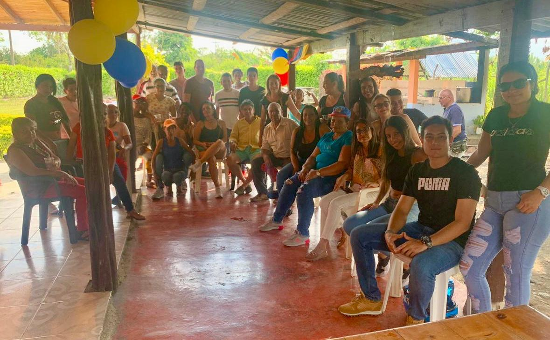 Mascarillas solidarias en Andalucía valle