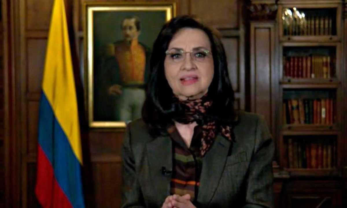 Colombia impulsará una CAN más competitiva, tecnológica y vinculada con el mundo: Canciller Claudia Blum