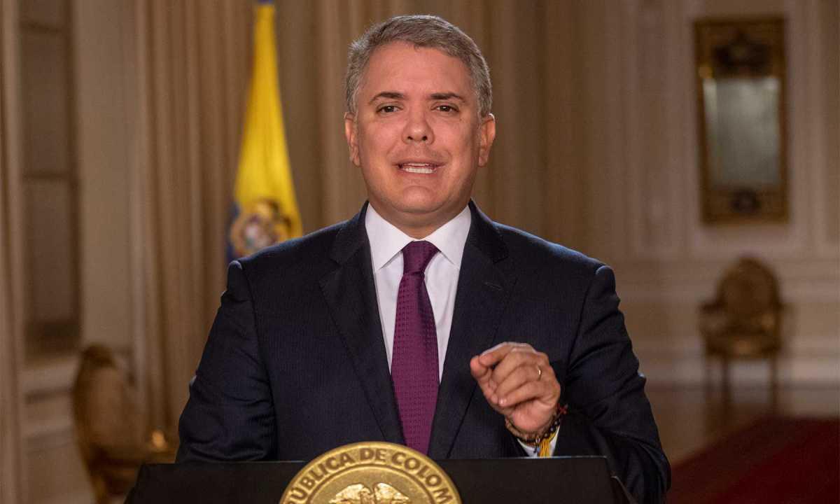 Mensaje del Presidente Duque a colombianos en el exterior