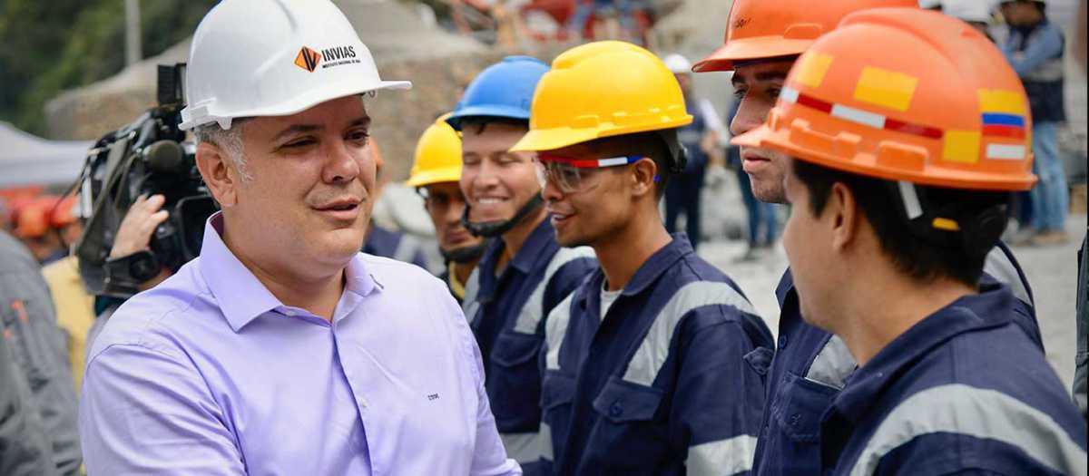 Tenemos que valorar lo que hacemos; el túnel es uno de los proyectos más importantes del mundo: Sociedad Colombiana de Ingenieros