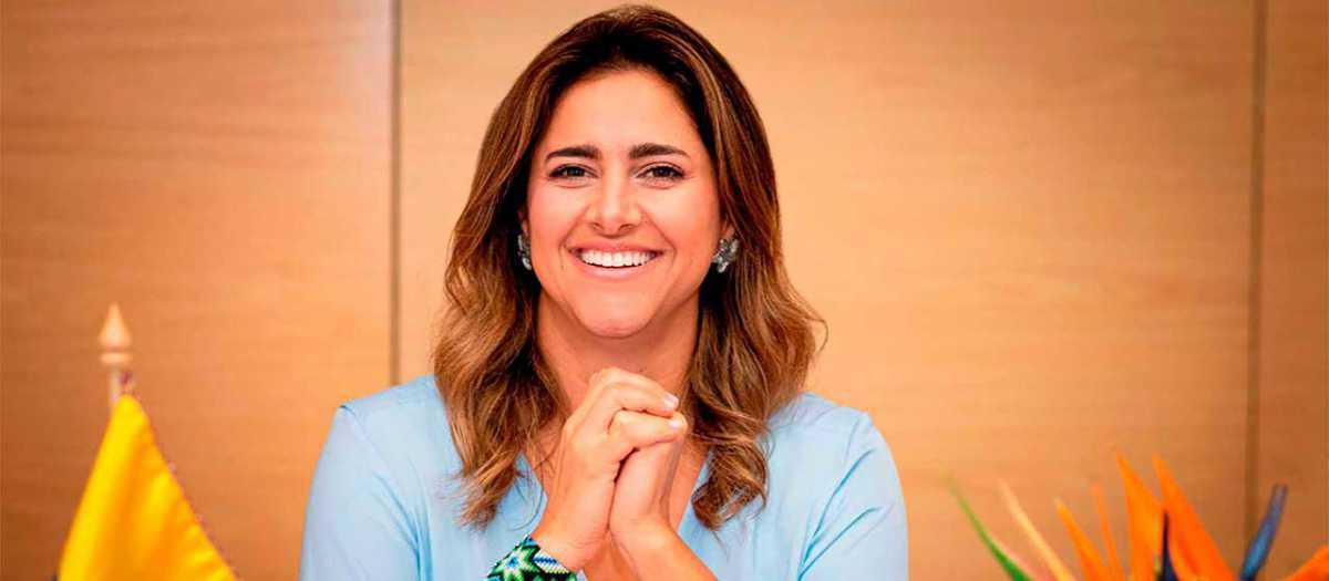 La Primera Dama expuso en evento del Foro Económico Mundial las acciones implementadas para mejorar indicadores de nutrición y seguridad alimentaria en Colombia