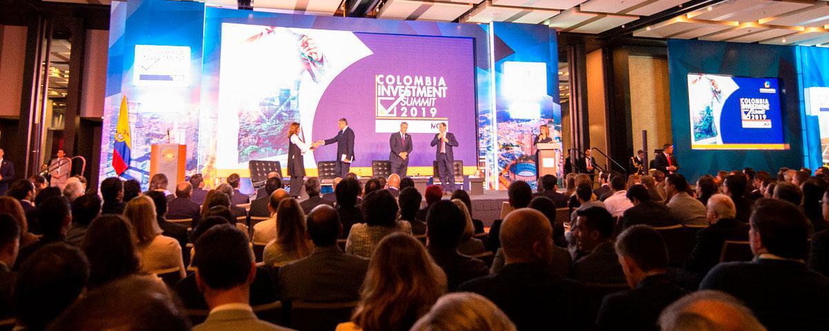 Presidente Duque asistirá a la instalación del Colombia Investment Summit que reunirá a más de 1.000 inversionistas extranjeros