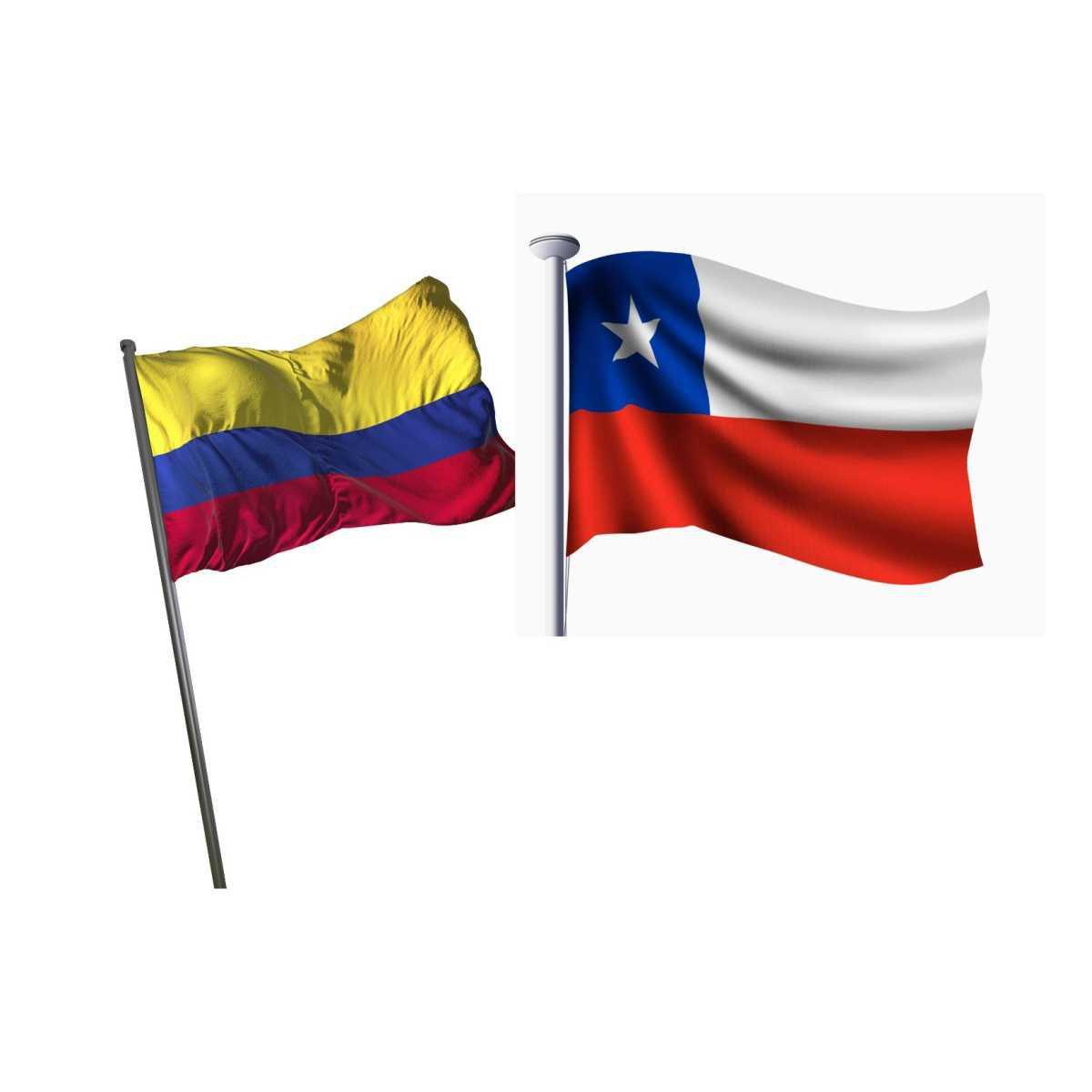 Agencias de Cooperación Internacional de Colombia y Chile aprueban plan de proyectos para la vigencia 2020-2022