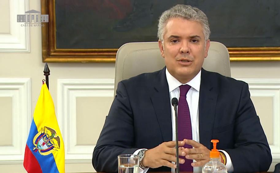 El Presidente Duque hará la apertura del evento virtual 'La gran aceleración digital en América Latina'