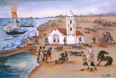 Colombia conmemora 200 años de la Batalla de Ciénaga, hito de la libertad del Caribe