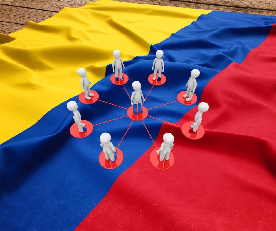 'Aquí está Colombia unida para decirle a Providencia que los vamos a ayudar a salir adelante', afirma el Presidente Duque