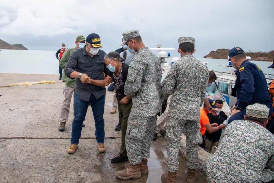 Para la reconstrucción de San Andrés y Providencia, Gobierno Nacional contratará toda la mano de obra local