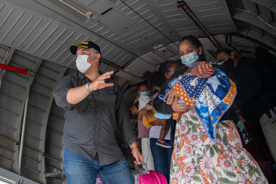 El ICBF ha priorizado atención a 1.775 niños, niñas y adolescentes en la isla de Providencia