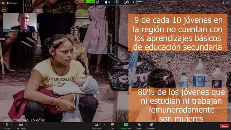 Iniciativa Educación Mesoamérica celebra primera reunión regional de Enlaces Técnico