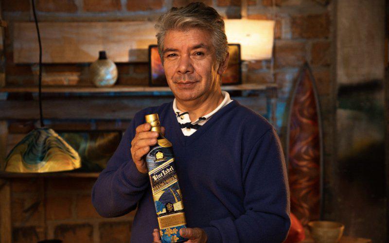 Botellas de whisky edición limitada inspiradas en el arte colombiano