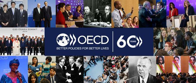 Presidente Duque participa, de manera virtual, en la conmemoración de los 60 años de la OCDE