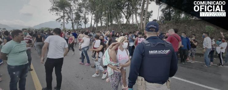Número de venezolanos radicados en Colombia vuelve a aumentar