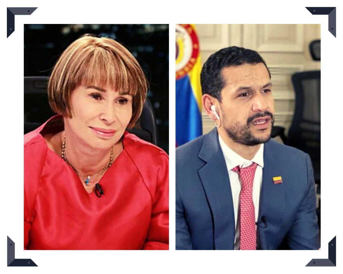 Daniel Palacios será el nuevo Ministro del Interior en reemplazo de Alicia Arango Olmos, quien será la Embajadora de Colombia ante la ONU con sede en Ginebra (Suiza).