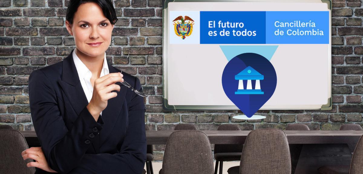Por primera vez podrán ser seleccionados hasta 40 profesionales para ingresar al servicio exterior colombiano: Canciller Claudia Blum