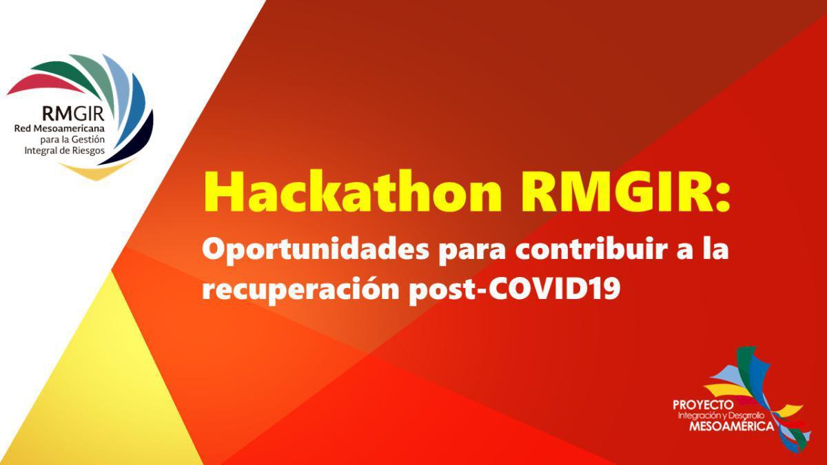 Lanzamiento Hackathon RMGIR 2021