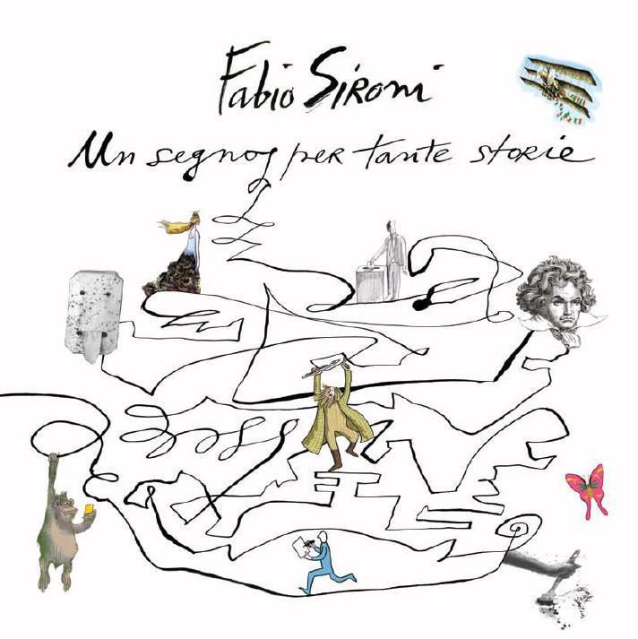Fabio Sironi, Un segno per tante storie: catalogo della mostra