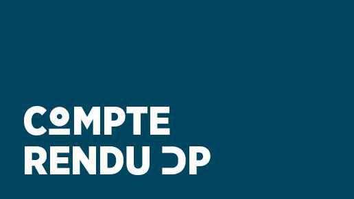 CR CFDT DP juillet 2018