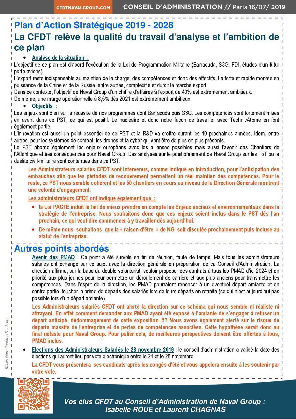CR CA : Des comptes semestriels en ligne et une stratégie ambitieuse validée
