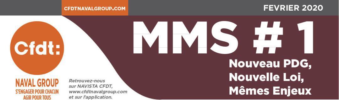 MMS # 1 _ Février 2020