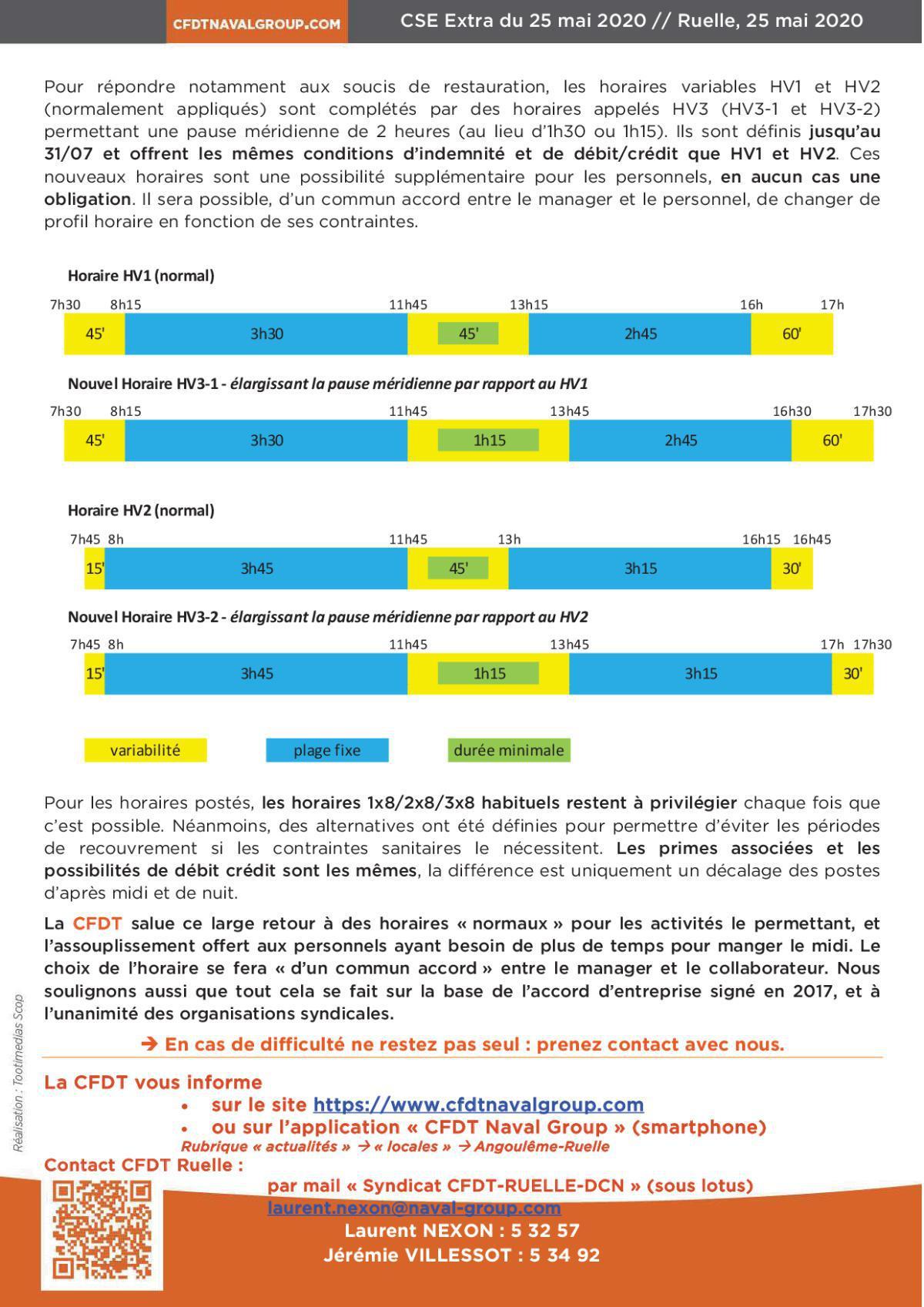 Flash info OTT Ruelle : horaires élargis jusqu'au 31 juillet 2020