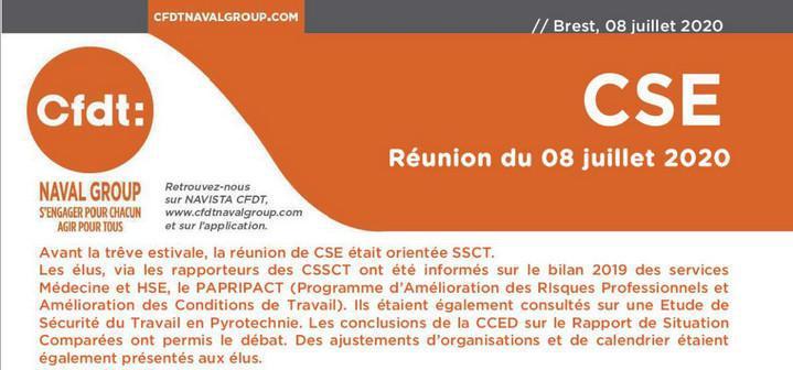 CR CSE du 7 juillet 2020