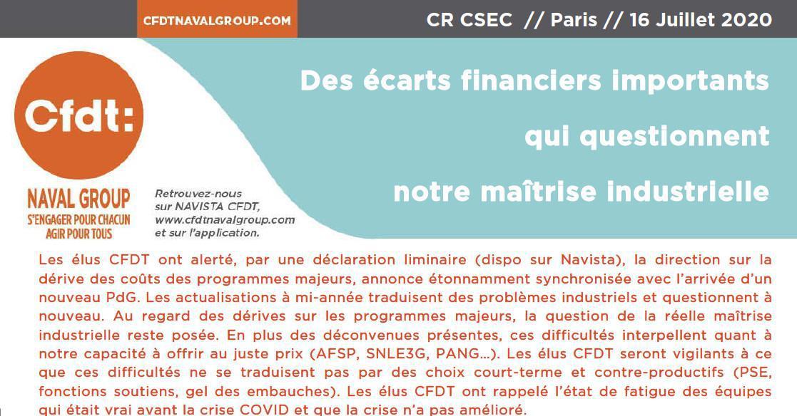 CR CSEC Juillet 2020