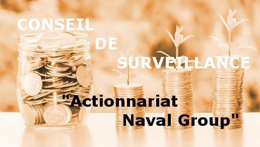 Valorisation de l'action Naval Group