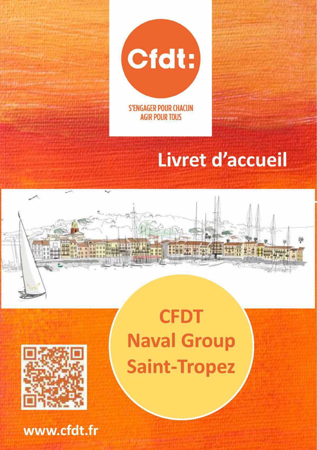 Livret d'accueil Saint-Tropez