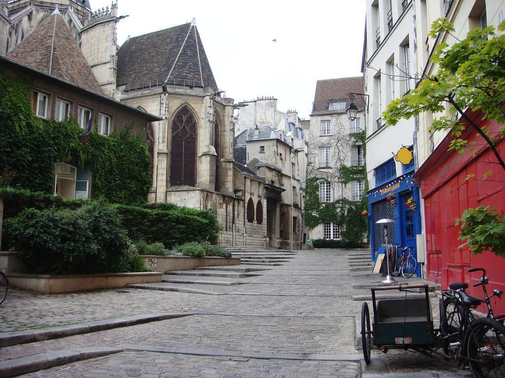 Le Monceau St Gervais ou le Marais Sud