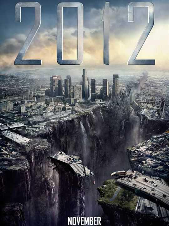 Cinéma : 2012 de Roland Emmerich