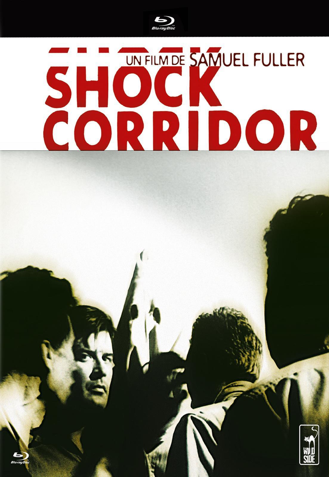 Cinéma : Shock Corridor de Samuel Fuller