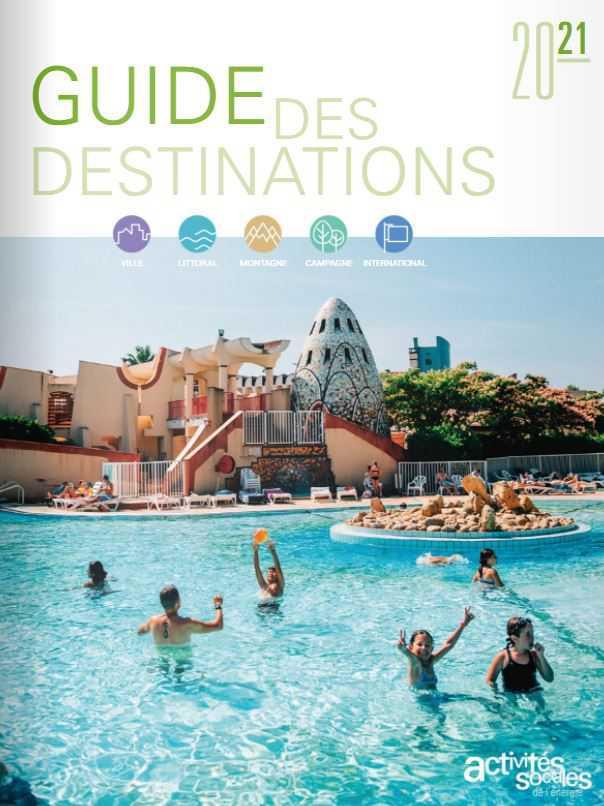 Guide des destinations Printemps-Eté 2021