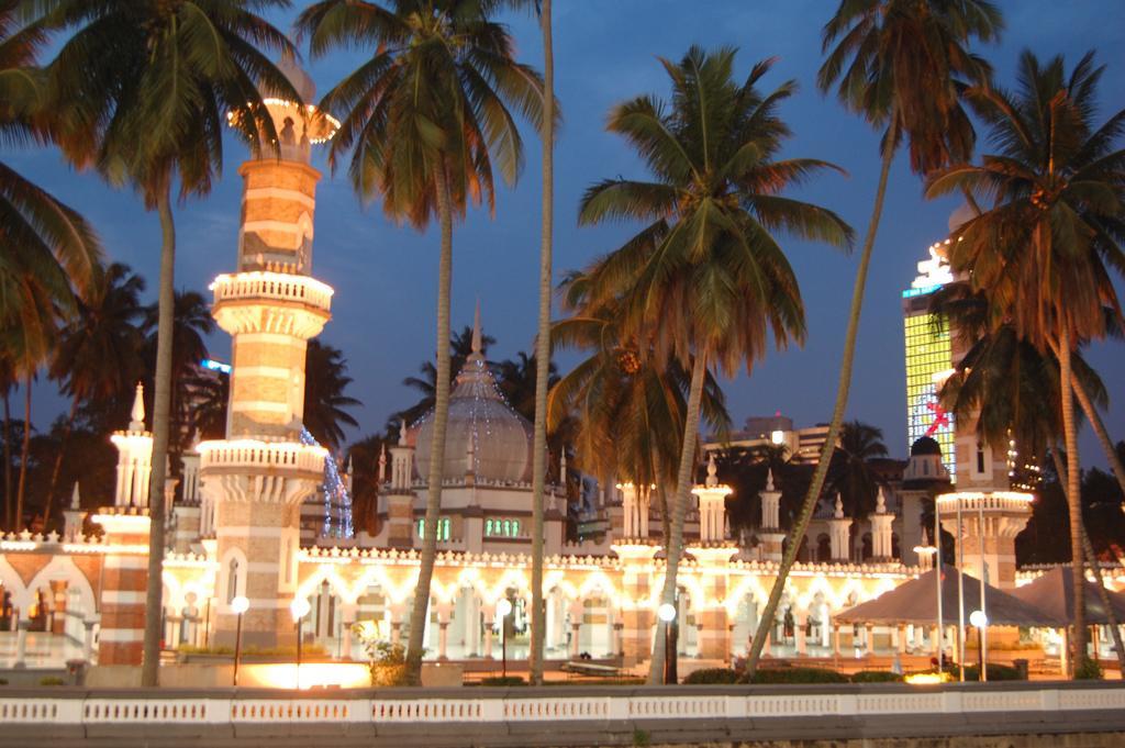 Masjid Jamek in Kuala Lumpur - Malaysia