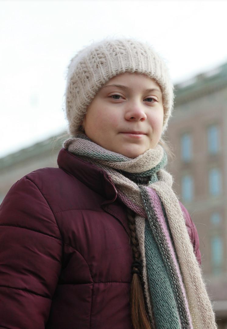 Greta Thunberg : « C'est le système qu'il faut changer »