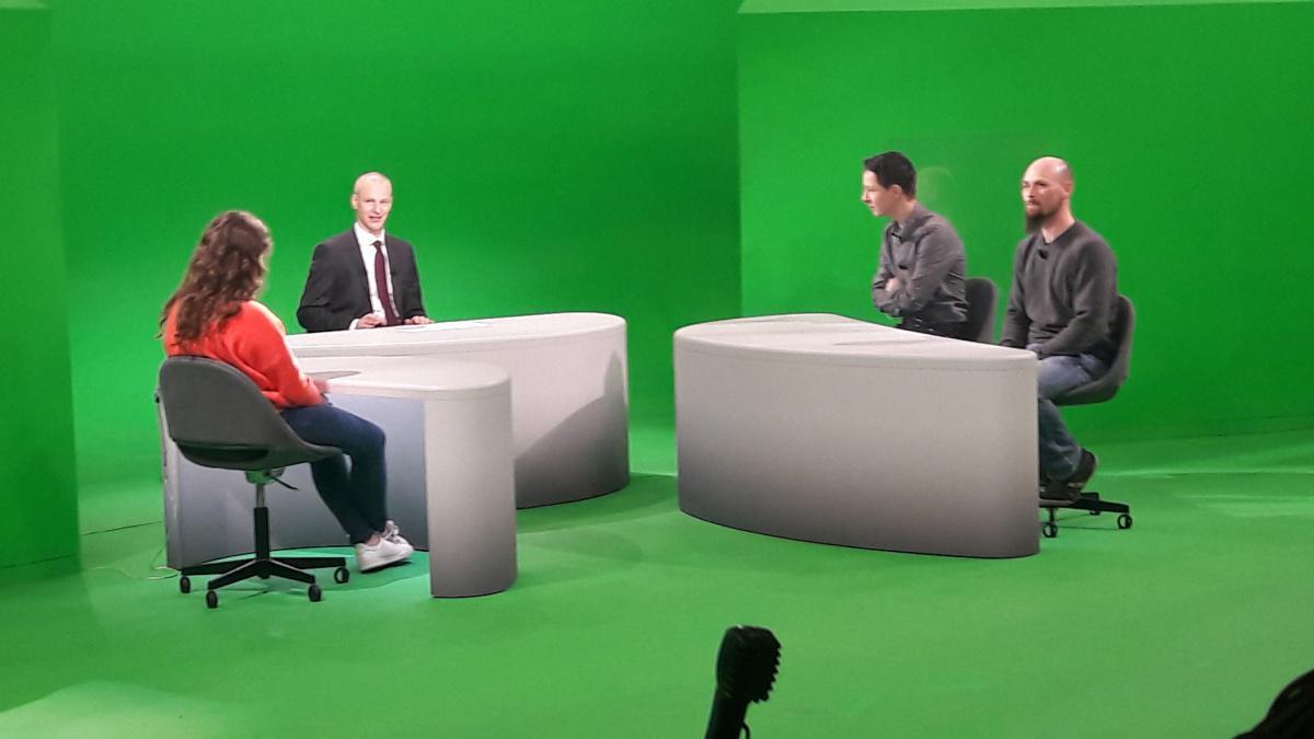 Emission TV RTBF