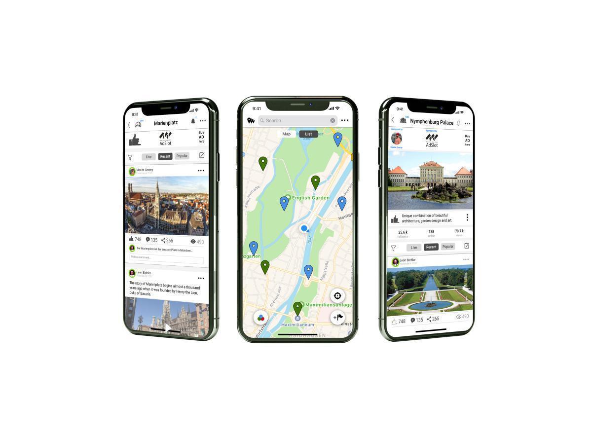 MapCapp: Eine neue Art der Kommunikation!